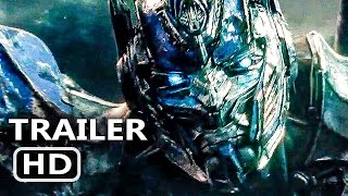 TRANSFORMERS 5 Official Trailer + ALL Teasers (2017) Mark Wahlberg Action Movie HD