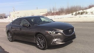 2016 Mazda 6 GT - The most complete review EVER!