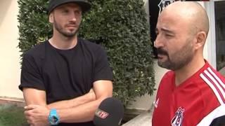 Tomas Sivok ve Kerim Frei Bursaspor Macı Öncesi Açıklamalarda Bulundu