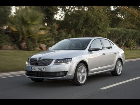Skoda Octavia review (2013)