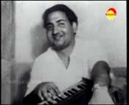 Mohd. Rafi Live Video - Tumne Mujhe Dekha