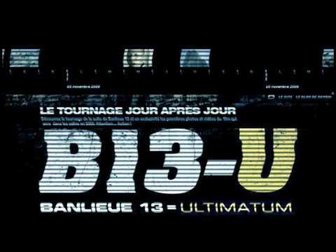 Banlieu 13 Ultimatum - Soundtrack
