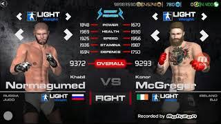 Khabib VS McGreger UFC