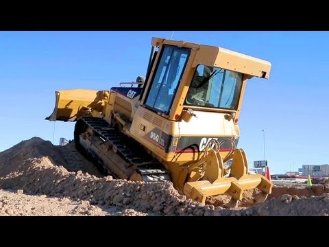 Adult Sandbox! Playing In The Dirt with Heavy Machinery - Wide Open Throttle Episode 43
