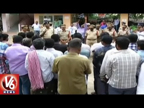 Blade Batch Returns In Vijayawada | People In Panic After Increase In Crime | V6 News