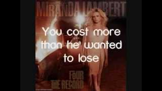 Watch Miranda Lambert Dear Diamond video