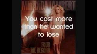 Watch Miranda Lambert Dear Diamond video