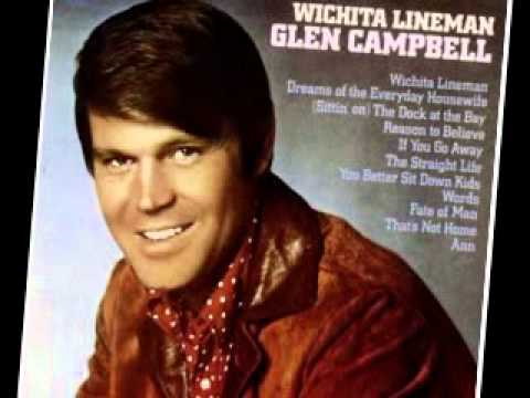 Glen Campbell - Too Many Mornings Coming Down