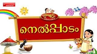 Nellin (Paddy Field Rhyme) Ammutti Malayalam Rhymes