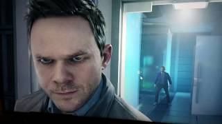 Quantum Break : PC Native 4K test via M55-C2 Vizio