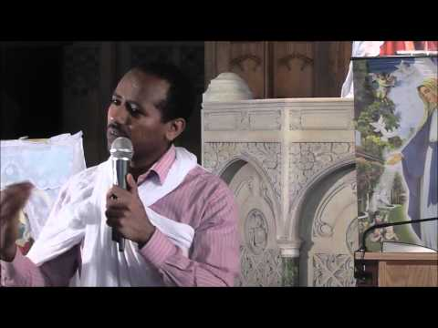 NEW ERITREAN ORTHODOX TEWAHDO SBKET BY  Dyaqon Asmelash IN CARDIFF PART 4