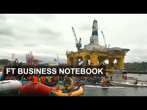 Shell ready to seize Arctic drilling chance