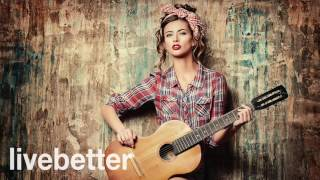 Positive and Relaxing Acoustic Guitar Music - Calming Instrumental Songs for Work, Study, Focus 2016