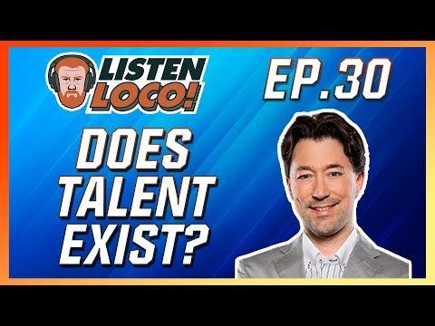 Listen Loco Ep. 30 - Clickbait, Work Ethic, and Flow State Ft. Weldon Green