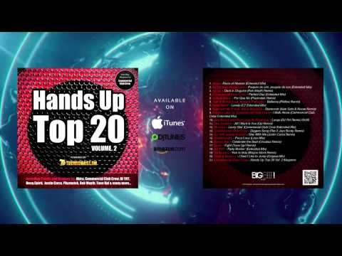 Techno 2015 Hands Up Mix - Hands Up Top 20 - Volume 2 - Megamix by Commercial Club Crew