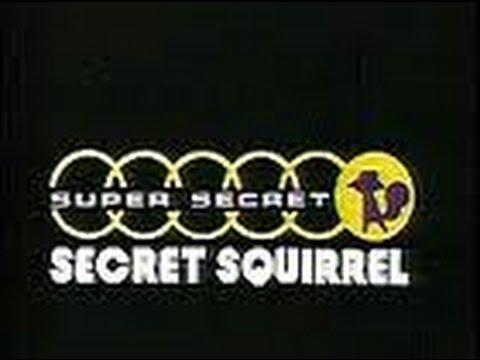 Alternate Scene for Super Secret Secret Squirrel
