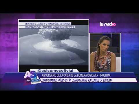 Cómo grandes países están usando armas nucleares en secreto