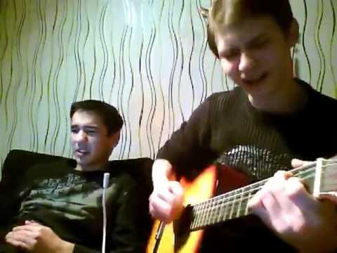 Михаил Круг - Девочка пай (Кавер/Cover by XoXoL&ARRA)