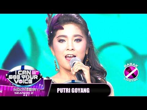 download lagu Putri Goyang! Dengar Suara Lipsyncnya Jadi Ingin Ikut Bergoyang  - I Can See Your Voice 15/5 gratis