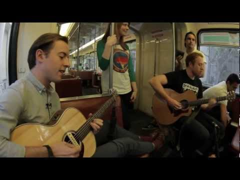 "Bombay Bicycle Club - ""Shuffle"" - A Trolley Show"