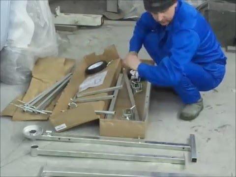 Стол-скамья трансформер своими руками