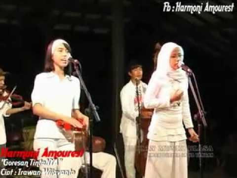 download lagu Goresan TintaNYA - Harmoni Amourest.flv gratis
