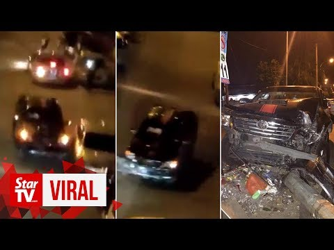 Viral video drunk driver's blood alcohol was above legal limit