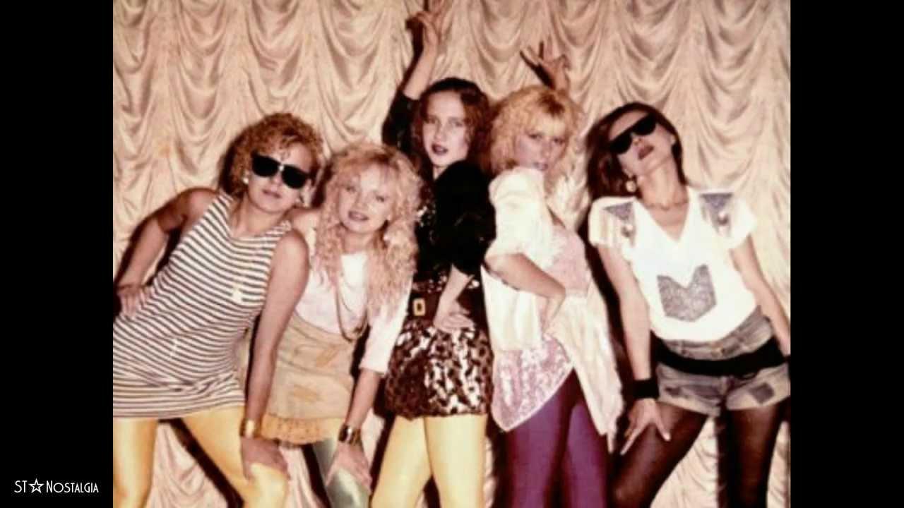 Фотографии 90 х годов девушек 5 фотография