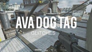 AVA Dog Tag Glitches