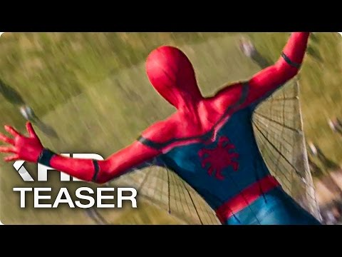 SPIDER-MAN: Homecoming Trailer Teaser (2017)