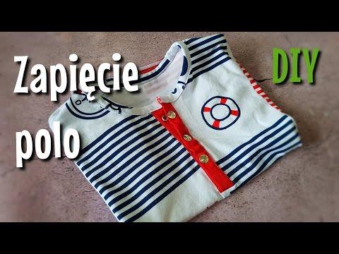 Zapięcie Polo - Jak Uszyć DIY