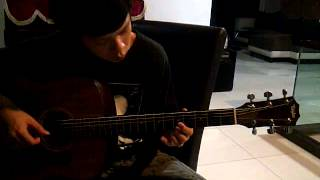 River Flows in You-Yiruma (1st ver) guitar cover