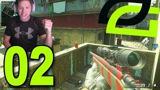 MWR vs Old Men of OpTic - Part 2 - Close One on Crash!