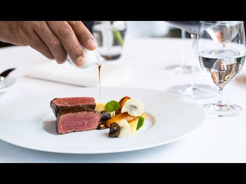 An evening with Gordon Ramsay at Michelin-starred Petrus