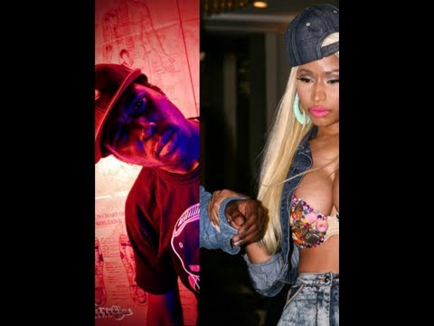 Nicki Minaj Ft L.i.o Petrodollars (sexion D'assaut) High School Remix - Dj Hcue Wintertape Vol1 video