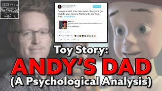 Andy's Dad: The Toy Story Mystery That Keeps Debunking Itself (Emma Jean: Part 3) - Pixar [Theory]