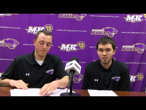 McKendree University Coaches Show - Ep. 1