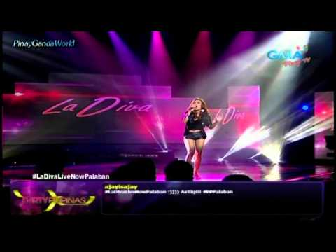 [HD]Party Pilipinas [PALABAN] - La Diva Live Now w/ Jay R & Kris L. = 3/03/13