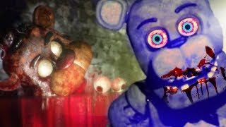 Monster-Freddy hat Animatronics gefressen! (FNAF Free Roam Games)