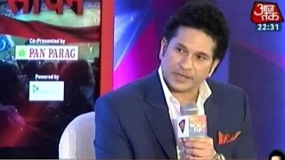 Sachin...Sachin: Master Blaster On How Team India Can Win WC 2015 (Part 2)