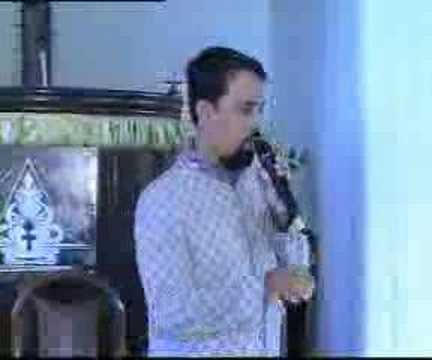 Pemuka FPI Surabaya bertobat, menerima Yesus part1