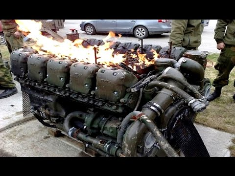 10 Old Engines You May Not Know About   Unusual Engines Starting Up Compilation