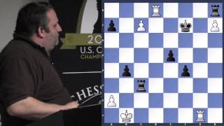 Games of Maxime Vachier-Lagrave - GM Ben Finegold - 2014.06.04