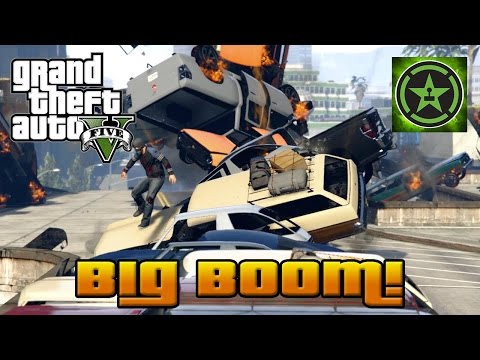 Things to do in GTA V - Big Boom!