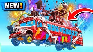 *NEW* Fortnite Battle Bus CONFIRMED! | Big One Time EVENT! ( Season 5 Leaks )
