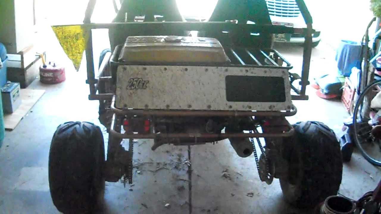 250cc Roketa Buggy