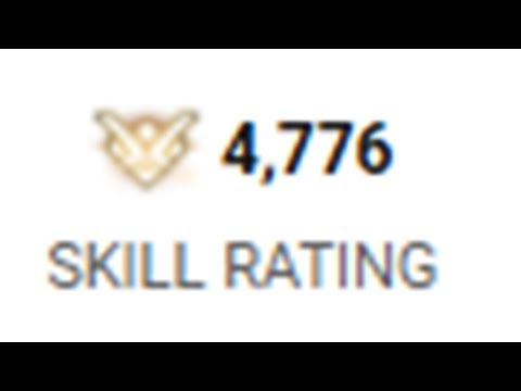 This Is What 4750+ SR Looks Like! (Actually Insane)
