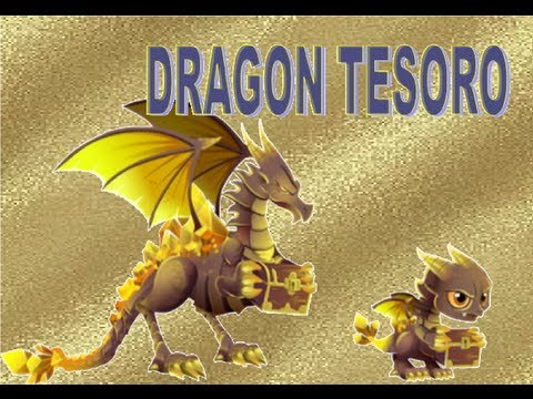 Dragon Tesoro - Dragon City