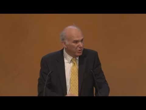 Vince Cable lays into