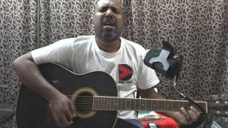 Yeshu Masih Cover, Guitar Chords, Hindi Christian Worship Song (Use Headphones)